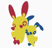 【5300+ views】Pokemon Plusle (for Girl) Kids Clothes