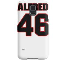 NFL Player Alfred Morris fortysix 46 Samsung Galaxy Case/Skin