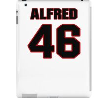 NFL Player Alfred Morris fortysix 46 iPad Case/Skin