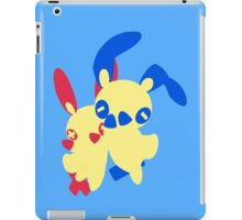 【5200+ views】Pokemon Minun (for Boy) iPad Case/Skin