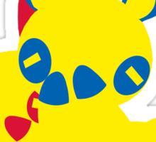 【5200+ views】Pokemon Minun (for Boy) Sticker