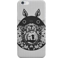 【24800+ views】Totoro iPhone Case/Skin