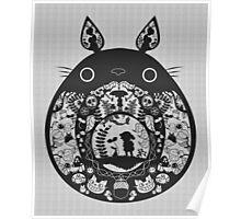 【24800+ views】Totoro Poster