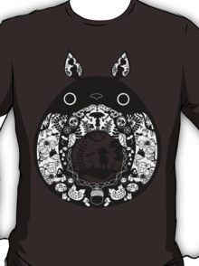 【24800+ views】Totoro T-Shirt