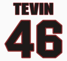 NFL Player Tevin Mims fortysix 46 by imsport