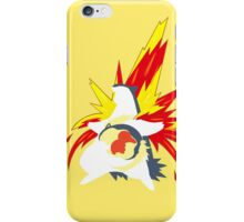 【20600+ views】Pokemon  Cyndaquil>Quilava>Typhlosion iPhone Case/Skin