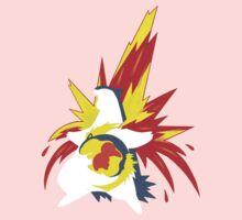 【20600+ views】Pokemon  Cyndaquil>Quilava>Typhlosion Kids Clothes