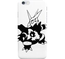 【17800+ views】Pokemon  Aron>Lairon>Aggron iPhone Case/Skin