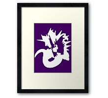 【14300+ views】Pokemon  Nidoran♂>Nidorino>Nidoking Framed Print