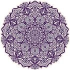 mandala #14 by kanvisstyle