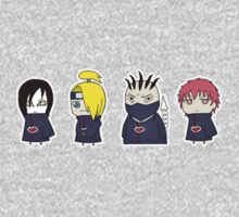 【2000+ views】NARUTO: AKATSUKI II Kids Clothes