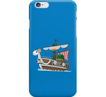【2400+ views】ONE PIECE: Going Merry iPhone Case/Skin