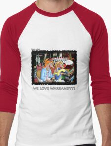 Lolly & Oigs - We're Famous Men's Baseball ¾ T-Shirt