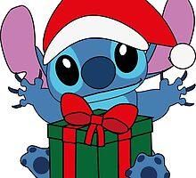 Cute Christmas Stitch by LikeYou