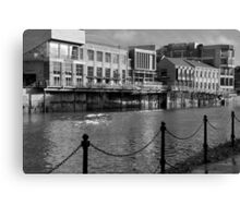 The Yorkshire Herald Canvas Print