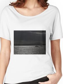 Where we sat down Women's Relaxed Fit T-Shirt