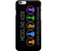 Meddling Kids iPhone Case/Skin