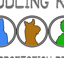 Meddling Kids Sticker