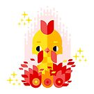 Year of the Rooster by chobopop