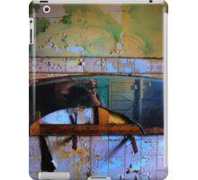 Reflection, broken iPad Case/Skin