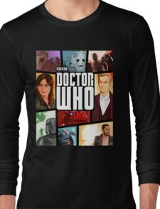 Doctor Who - Series VIII Long Sleeve T-Shirt