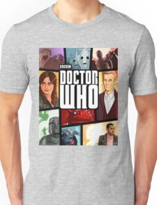 Doctor Who - Series VIII Unisex T-Shirt