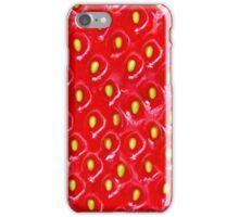 Strawberry Skin iPhone Case/Skin