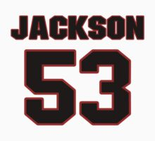 NFL Player Jackson Jeffcoat fiftythree 53 by imsport
