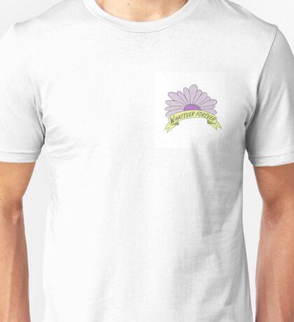Chill Daisy - Lavender Unisex T-Shirt