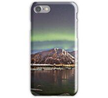 Icy beach iPhone Case/Skin