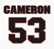 NFL Player Cameron Lawrence fiftythree 53 T-Shirt