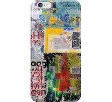 ALL OVER iPhone Case/Skin