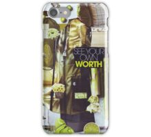 Lifestyle Collage #1 iPhone Case/Skin