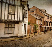 Chester, England by Elaine Teague