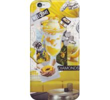 Lifestyle Collage #4 iPhone Case/Skin