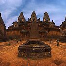 Afternoon at Pre Rup Temple - Cambodia by Mark Shean