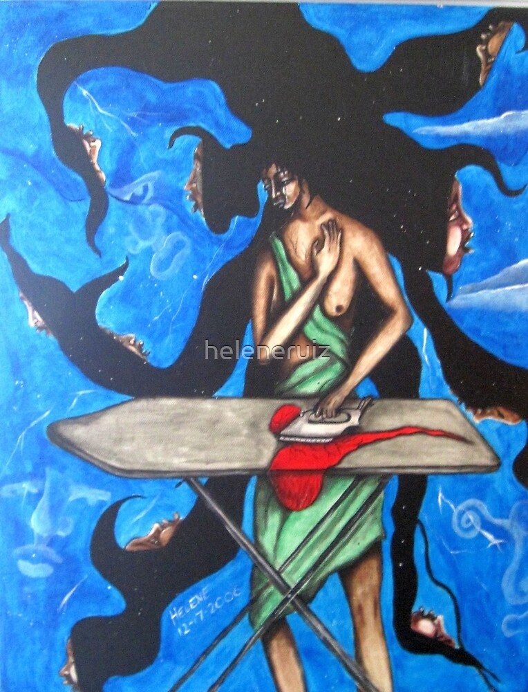 ironing out the matters of the heart by helene ruiz