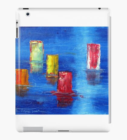 Tranquil   Reflections. iPad Case/Skin