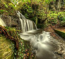 Rushing Water by Darren Wilkes