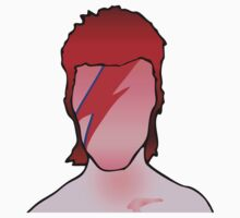 David Bowie Aladdin Sane T-Shirt by retroretro