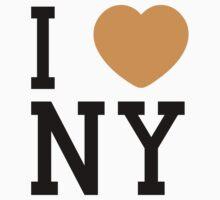 I love NY by MegaLawlz