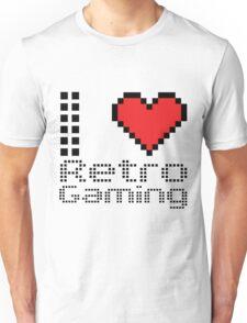 I love retro gaming Unisex T-Shirt