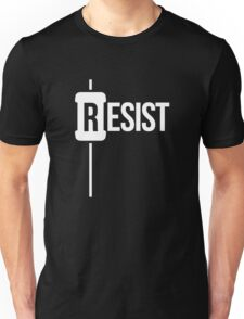 March For Science Resist Unisex T-Shirt