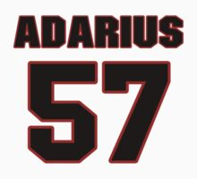 NFL Player Adarius Glanton fiftyseven 57 by imsport