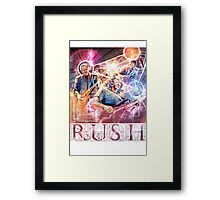RUSH - Clockwork Angels Framed Print