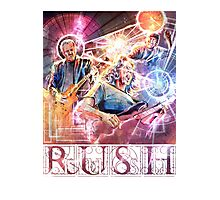 RUSH - Clockwork Angels Photographic Print