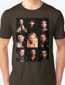 OUAT Posters Tee T-Shirt
