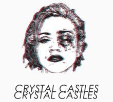 Crystal Castles by Nash Alen