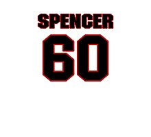 NFL Player Spencer Long sixty 60 Photographic Print