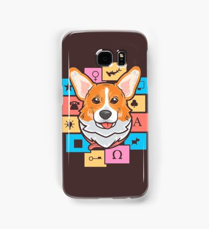 Everything is connected Samsung Galaxy Case/Skin